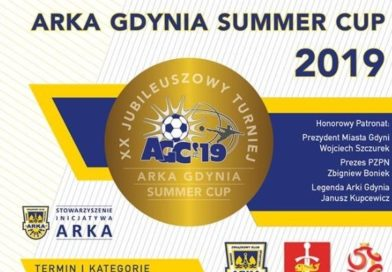 ARKA SUMMER CUP – Informacje